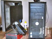 Desktop Computer Dell 2GB Intel Core 2 Duo HDD 60GB | Laptops & Computers for sale in Greater Accra, Labadi-Aborm