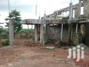 100x90 Land With Uncompleted 8 Bedrooms 6 Bedrooms For Sale | Houses & Apartments For Sale for sale in Ashanti, Kumasi Metropolitan
