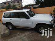 Nissan Patrol 2003 White   Cars for sale in Greater Accra, Accra Metropolitan