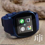 Blue DZ09 Smartwatch | Smart Watches & Trackers for sale in Upper West Region, Wa Municipal District