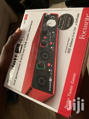 Focusrite 2i4 Soundcard 2nd Generation | Audio & Music Equipment for sale in Greater Accra, Achimota