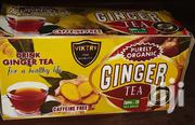 Purely Organic Ginger Tea | Vitamins & Supplements for sale in Greater Accra, Lartebiokorshie