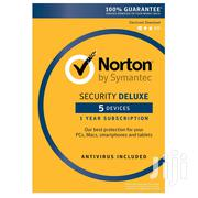 Norton 360 Deluxe Antivirus For 5 Devices | Software for sale in Greater Accra, Osu