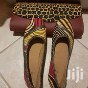 African Bags,Slippers,Print Fan Necklace And Earrings Etc | Bags for sale in Greater Accra, East Legon