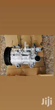 Toyota Collora 2014 Compressor | Vehicle Parts & Accessories for sale in Western Region, Ahanta West