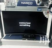 """Newly Nasco 65""""Smart Uhd 4K Curved TV 