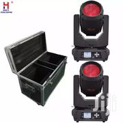 350w Beam Moving Head (2pcs In 1 Flycase)17r 350w Beam Moving Head | Stage Lighting & Effects for sale in Central Region, Cape Coast Metropolitan