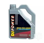DJ Power Liquid Water Fog Machine Oil For Smoke Machine | Stage Lighting & Effects for sale in Central Region, Cape Coast Metropolitan