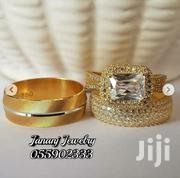 18K Gold (3 Set Wedding Ring) | Jewelry for sale in Greater Accra, Kwashieman