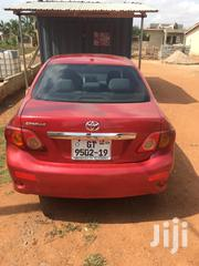 Toyota Corolla 2018 LE (1.8L 4cyl 2A) Red   Cars for sale in Volta Region, Ho Municipal