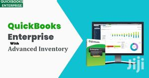 Quickbooks Accounting With Advanced Inventory