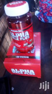 Alpha Male Plus Penis Enlargement Supplement- 60 Capsules | Sexual Wellness for sale in Greater Accra, Accra Metropolitan