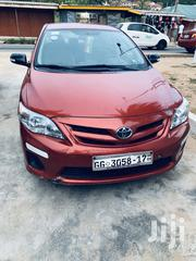 Toyota Corolla 2012 Red   Cars for sale in Greater Accra, Dansoman