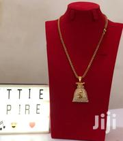 Crystal Studded Dollar Pendant Chain | Jewelry for sale in Greater Accra, Teshie-Nungua Estates