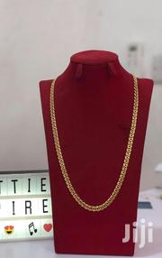 Stainless Gold Chain   Jewelry for sale in Greater Accra, Teshie-Nungua Estates
