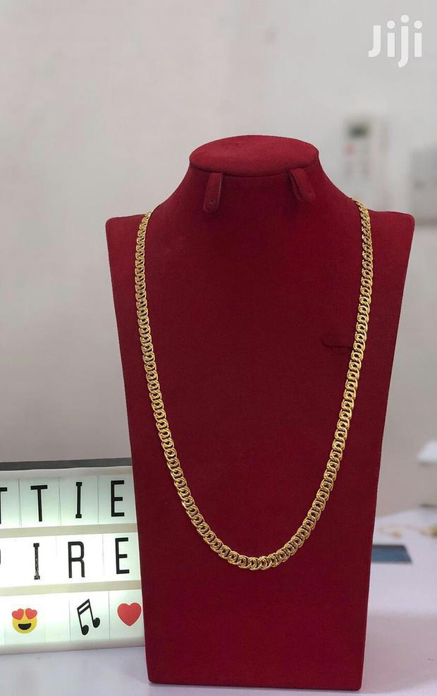 Stainless Gold Chain