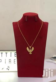 Golden Bird Pendant Necklace | Jewelry for sale in Greater Accra, Teshie-Nungua Estates