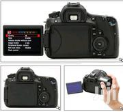 CANON EOS 60D 18-55mm Lens 4 Sale | Photo & Video Cameras for sale in Greater Accra, Airport Residential Area