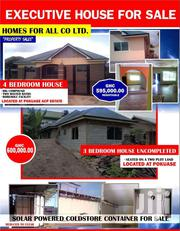 House for Sale at Pokuase | Houses & Apartments For Sale for sale in Greater Accra, Ga East Municipal