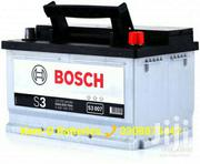 Bosch Battery + Free Delivery | Vehicle Parts & Accessories for sale in Greater Accra, Dansoman