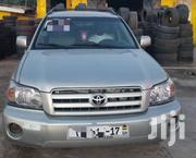 Toyota Highlander 2004 Limited V6 4x4 Brown | Cars for sale in Greater Accra, Accra Metropolitan