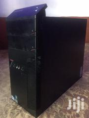 New Lenovo ThinkCentre M715 4GB Intel Core 2 Duo HDD 500GB | Laptops & Computers for sale in Greater Accra, Odorkor