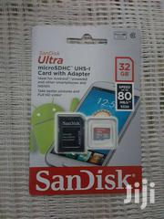 Sandisk 32GB Micro SD Card   Cameras, Video Cameras & Accessories for sale in Greater Accra, Ga South Municipal