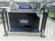 Nasco Curved Smart Uhd TV 4K Digital Satellite Tv 55 Inches | TV & DVD Equipment for sale in Greater Accra, Accra Metropolitan