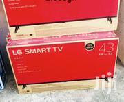 New LG Smart Uhd 4K Satellite TV 43 Inches | TV & DVD Equipment for sale in Greater Accra, Adabraka