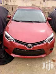 Toyota Corolla 2014 Red | Cars for sale in Greater Accra, Ga East Municipal