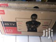 WE HAVE INSTOCK TCL 49 Dvbt2s2 Led Tv | TV & DVD Equipment for sale in Greater Accra, Adabraka