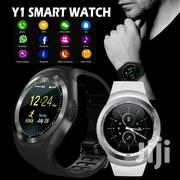 Y1 Smart Watch + Wireless Earbuds | Smart Watches & Trackers for sale in Greater Accra, Achimota