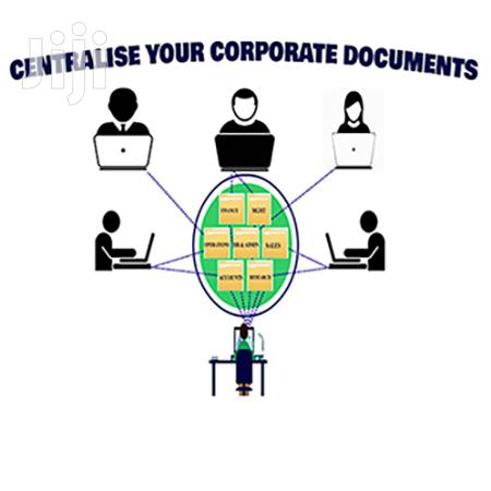 File & Document Centralisation For Companies