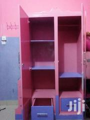 Pink And Purple Wardrobe And Shoe Rack For Your Baby It's Negotiable | Children's Furniture for sale in Greater Accra, Osu