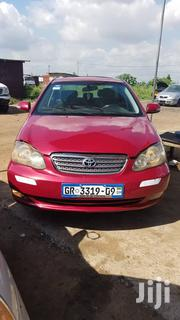 Toyota Corolla 2005 Red   Cars for sale in Greater Accra, Adenta Municipal