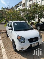 Kia Picanto 2008 1.1 Automatic White | Cars for sale in Greater Accra, East Legon