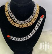 Cuban Chain Set | Jewelry for sale in Greater Accra, Teshie-Nungua Estates
