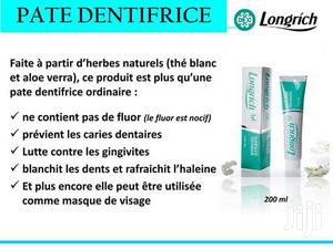 Longrich Fluoride-free Herbal Toothpaste