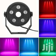 6LED RGB 9W Mini Portable Stage Par Light | Home Accessories for sale in Greater Accra, Accra Metropolitan