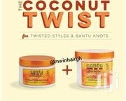 Cantu Curling Cream And Cantu Twist And Lock Gel | Hair Beauty for sale in Greater Accra, Burma Camp