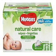 Huggies Natural Care Wipes | Baby & Child Care for sale in Greater Accra, Accra Metropolitan