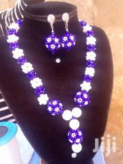 Beaded Necklace And Earrings Available | Jewelry for sale in Greater Accra, Kwashieman