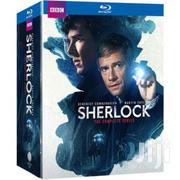 Sherlock The Complete Series Blu-ray Size 100GB | CDs & DVDs for sale in Greater Accra, Nii Boi Town