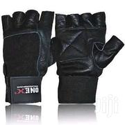 Leather Gym Gloves New Driver Palm | Sports Equipment for sale in Greater Accra, East Legon