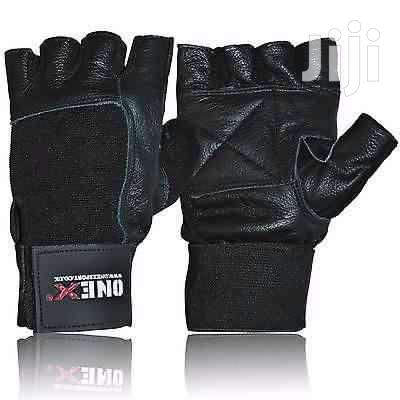 Leather Gym Gloves New Driver Palm