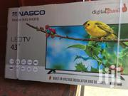 Good Picture Quality Nasco 43~Satellite & Digital LED TV | TV & DVD Equipment for sale in Greater Accra, Adabraka