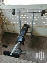 A Gym Bench   Sports Equipment for sale in Greater Accra, Ga East Municipal