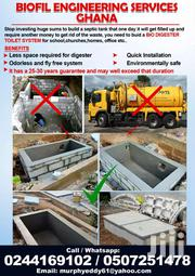 BIOFIL DIGESTER(No More Manhole | Automotive Services for sale in Greater Accra, Tema Metropolitan