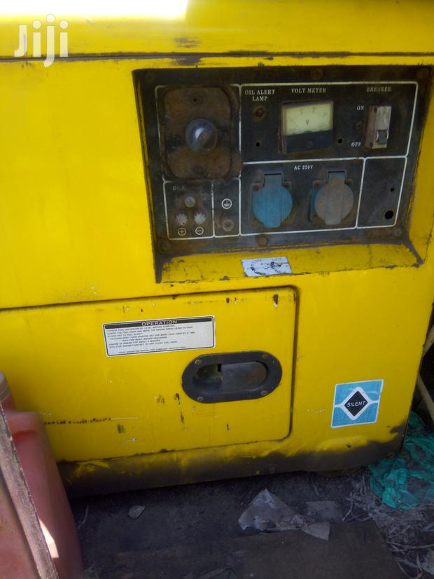 Archive: A Used Generator For Sale