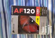 Corsair Af120 LED Twin Red Case Fans | Computer Hardware for sale in Greater Accra, Akweteyman